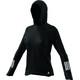 adidas Response Climawarm - T-shirt manches longues running Femme - noir